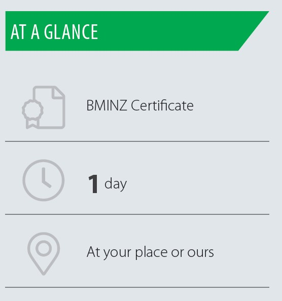 at a glance course purpose