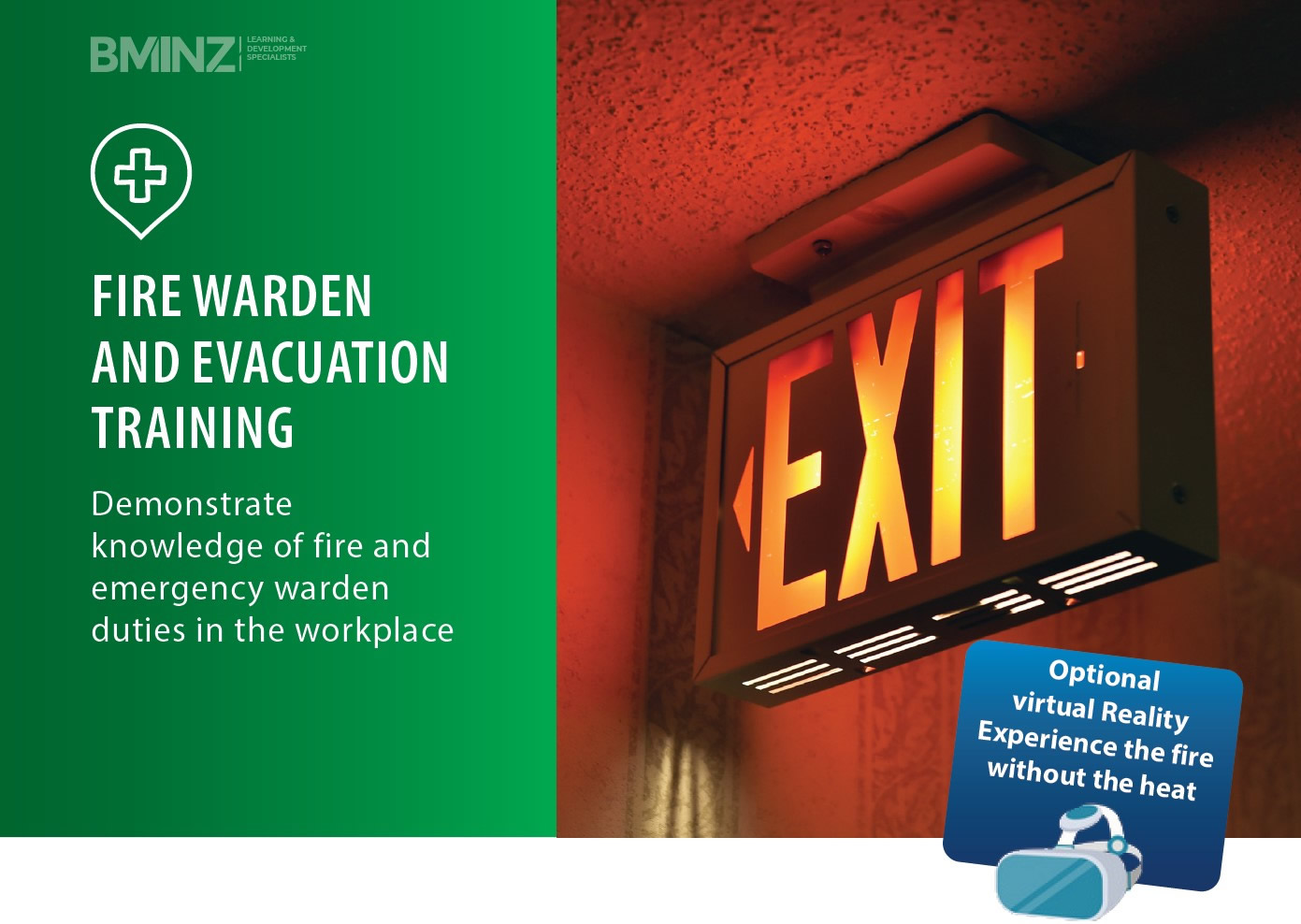 FIRE WARDEN AND EVACUATION TRAINING: Demonstrate knowledge of fire and emergency warden duties in the workplace