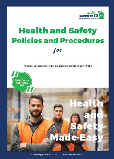 health and saftey policies