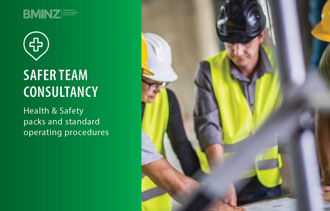 SAFER TEAM CONSULTANCY: Health & Safety packs and standard operating procedures
