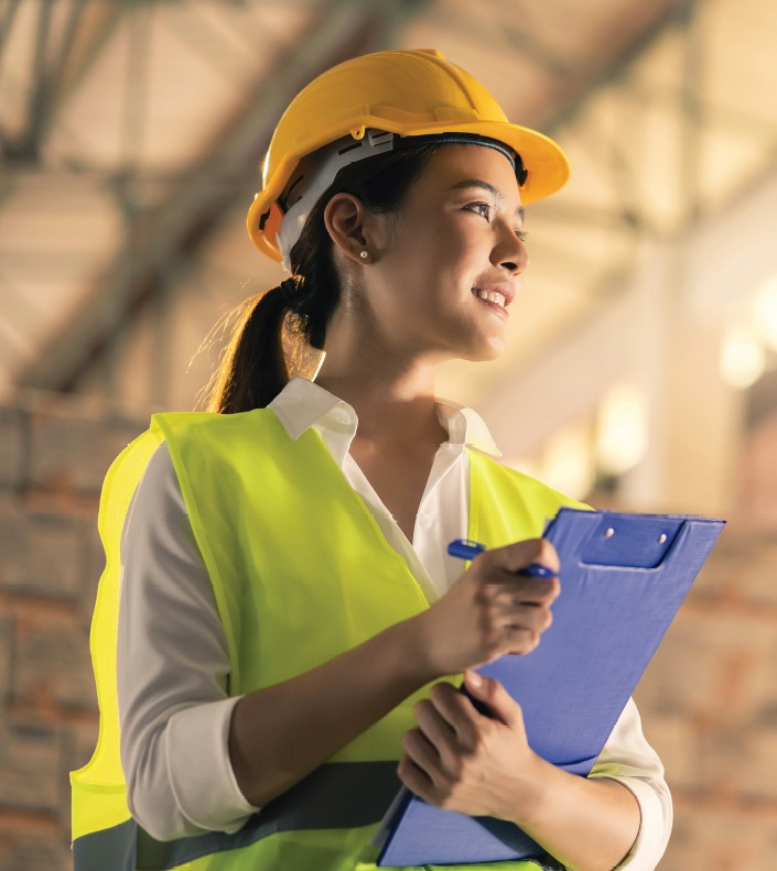workplace health and safety profile